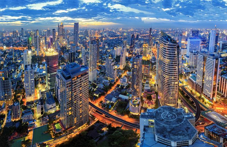 Назван популярнейший город мира среди туристов