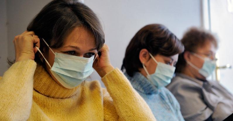 Днепрян призывают привиться от гриппа