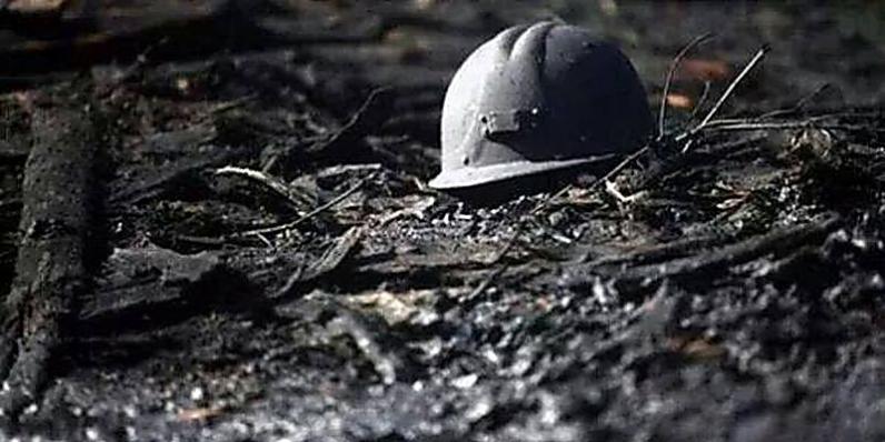 На шахте Днепровская произошла вспышка метана