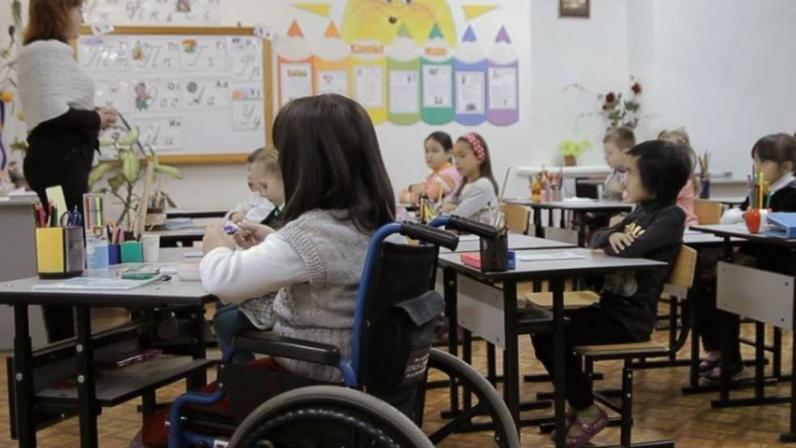 В Украине вырастет количество инклюзивных школ