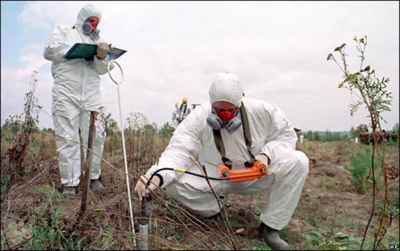 На Днепропетровщине нашли захоронения неиспользованных пестицидов