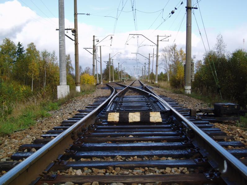 На Днепропетровщине разобрали железную дорогу на металл