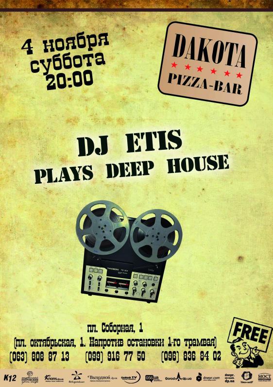 DJ eTis