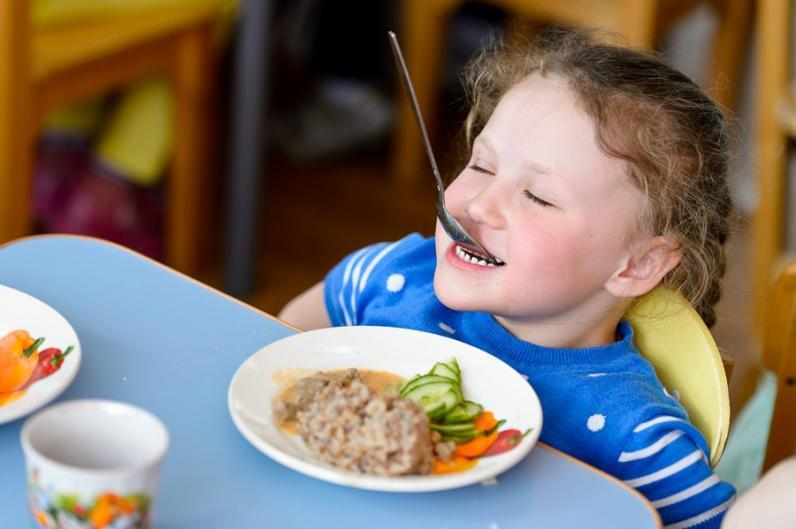 За питание ребенка в детском саду Днепра можно расплатиться с помощью QR-кода