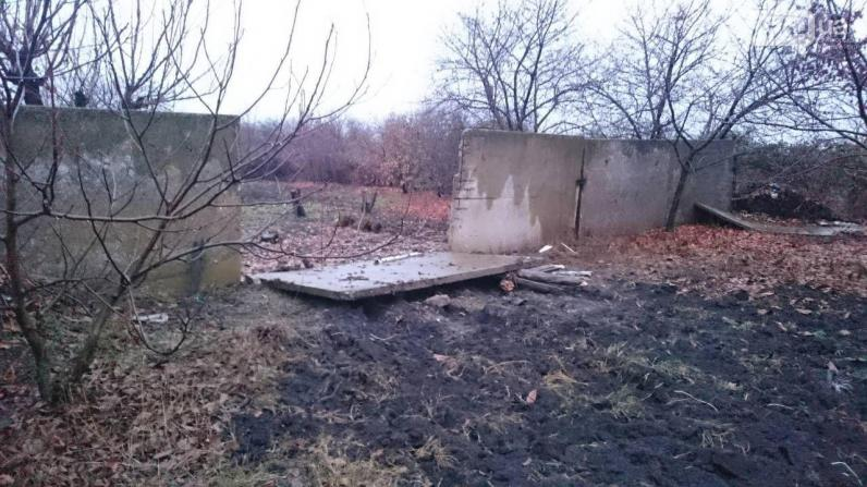 В Кривом Роге юношу убило бетонной плитой