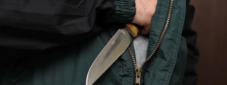 На Днепропетровщине мужчина изрезал 5 посетителей кафе