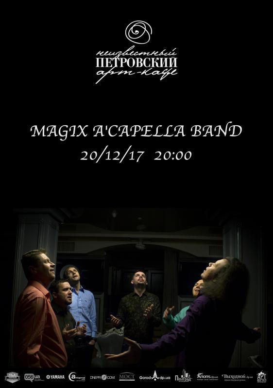 Magix a'capella band