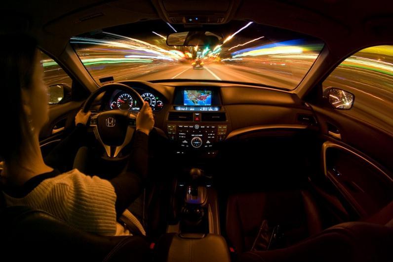От 10 до 30 % всех ДТП происходит из-за уснувших водителей