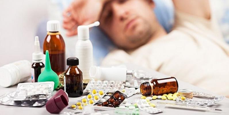 В 5 районах Днепропетровщины превышен эпидемиологический порог по гриппу и ОРВИ