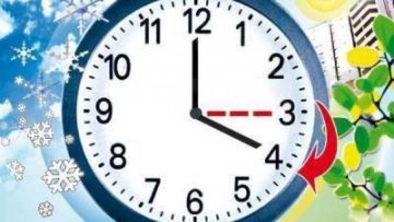 Переход на летнее время: когда переведут часы