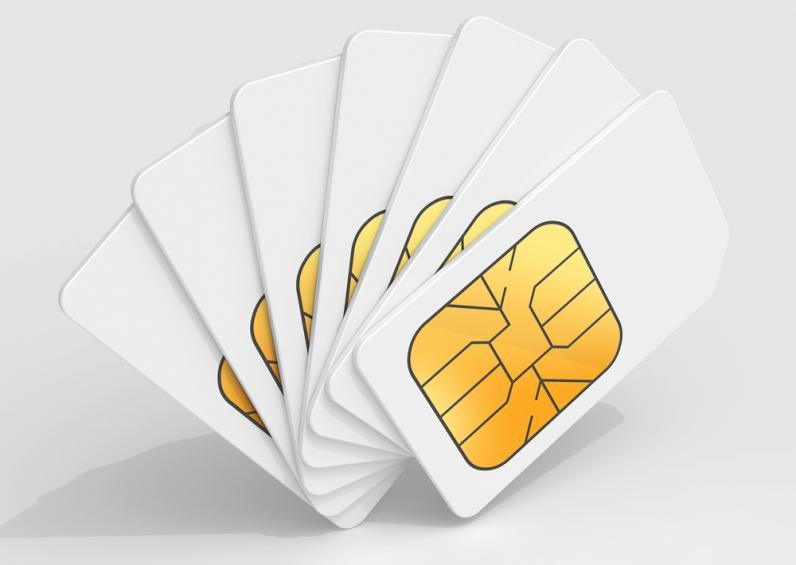 C осени украинцы будут регистрировать sim-карты