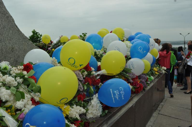 9 мая в Днепре (Фото)