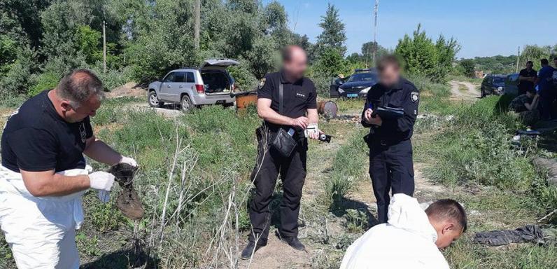 На Днепропетровщине нашли вещи бойцов, погибших в Иловайском котле
