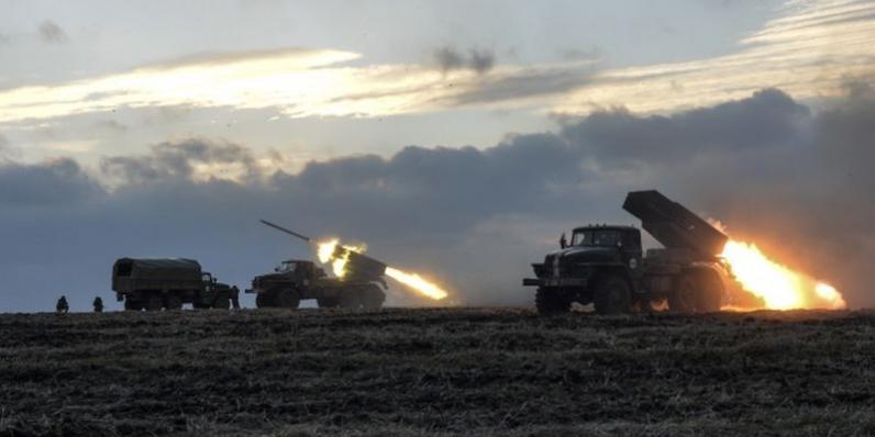 На Донбассе серьезное обострение