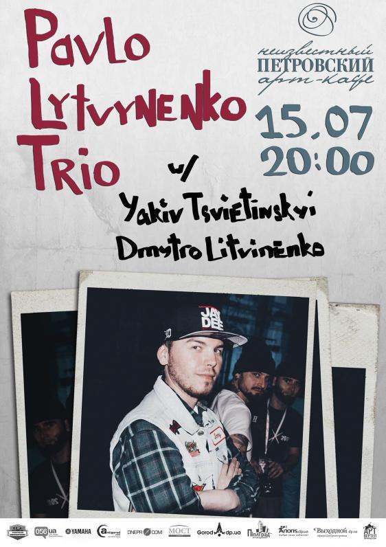 Pavlo Lytvynenko Trio