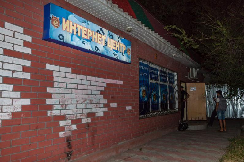 В Днепре игорный клуб замаскировали под Интернет-кафе