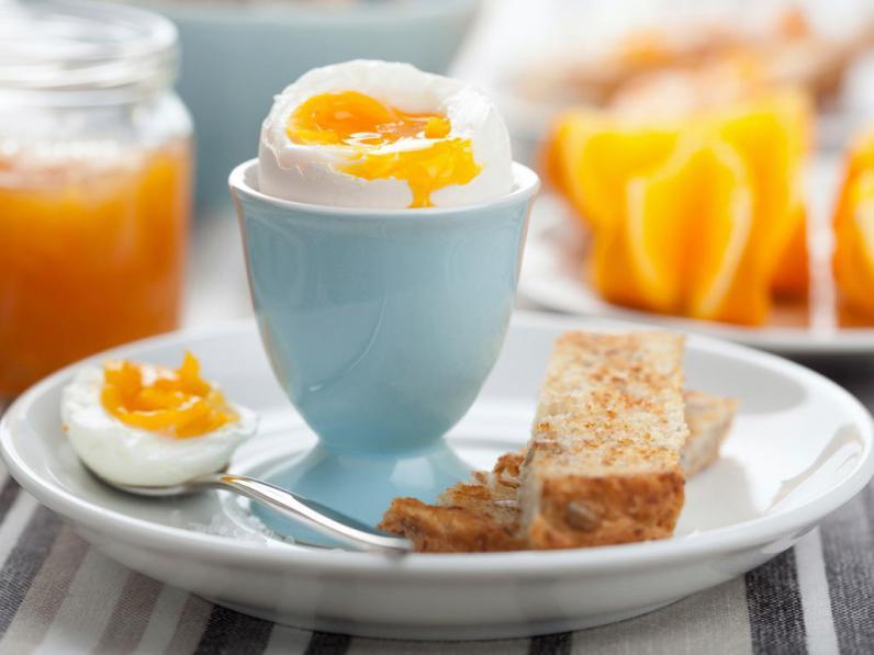 Идеальный завтрак. Готовим яйца правильно