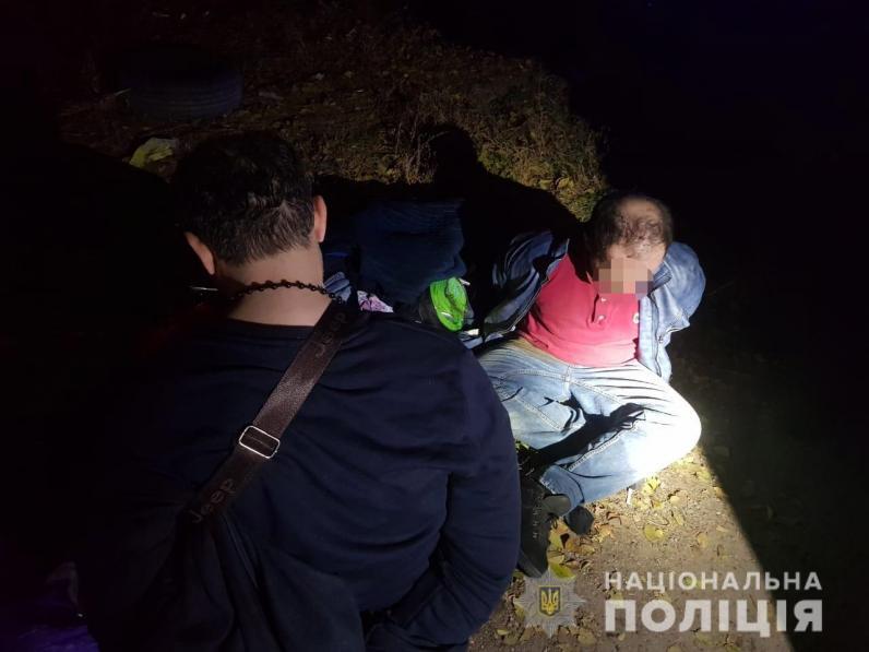 Погоня и стрельба в Днепре: полицейские ловили разбойников