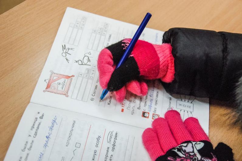 На Днепропетровщине более 100 школ и детских садиков не отапливатся