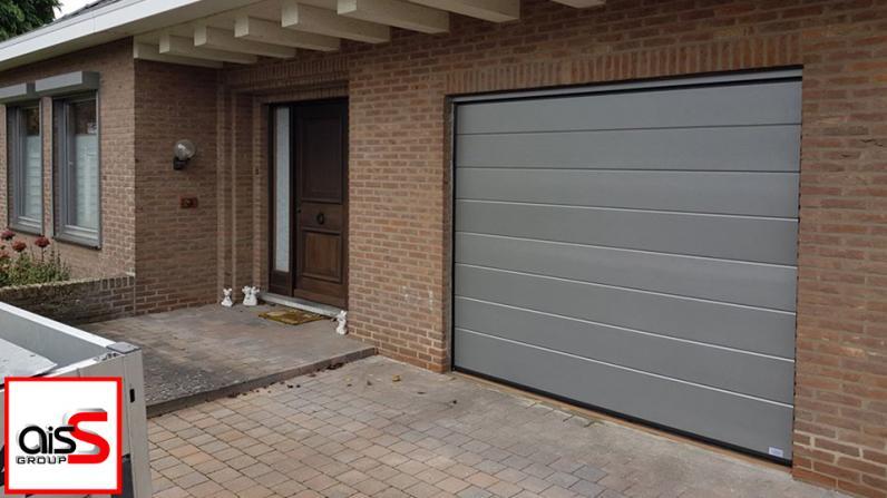 Предлагаем гаражные подъемные ворота в Запорожье для безопасного хранения автомобиля