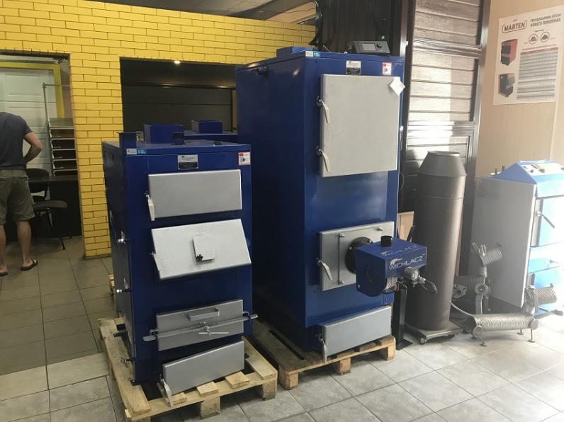 Твердопаливні котли українського виробництва з доставкою та гарантією «Заводу Котлів»