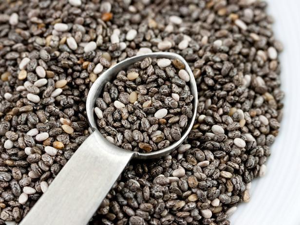 семена чиа черные как употреблять