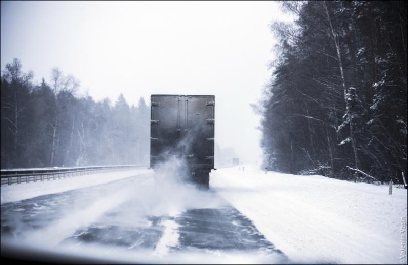 Где автомобилисты Днепропетровщины могут переждать непогоду на трассах