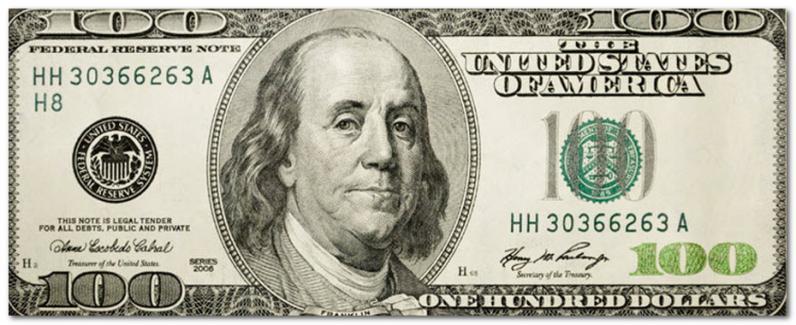 Наличный доллар резко вырос