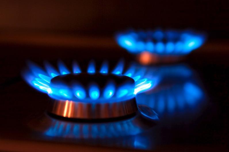 В четырех районах Днепре отключат газ