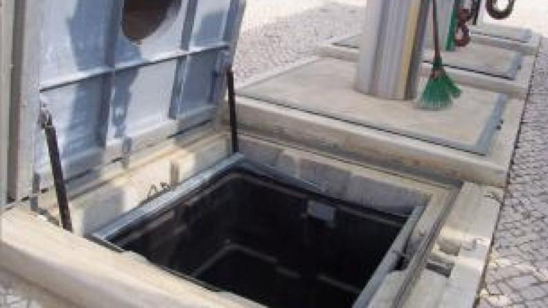 Когда в Днепре поставят подземные мусорные контейнеры