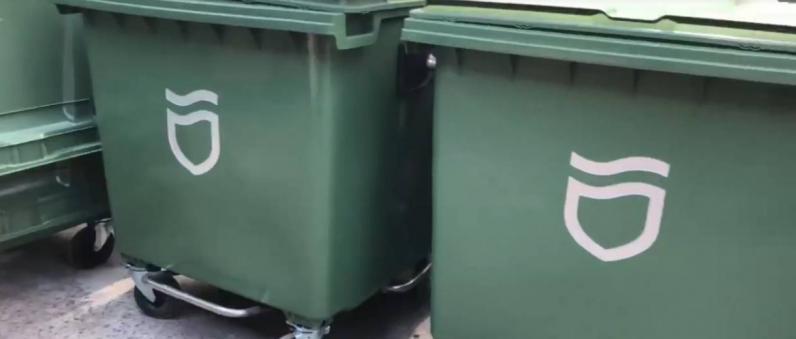 В Днепре жители частного сектора украли мусорные контейнеры и квасили в них капусту