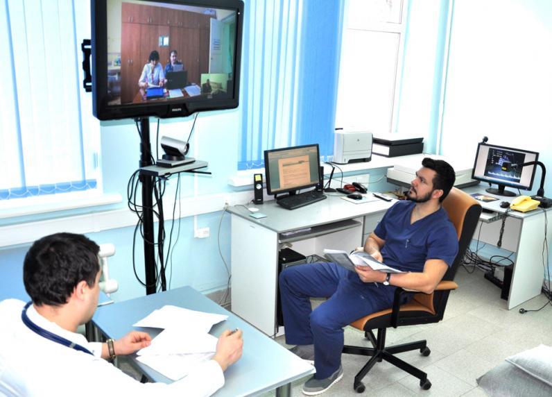 На Днепропетровщине будут внедрять телемедицину