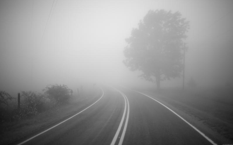 На Днепропетровщине 1 и 2 февраля будет сильный туман и гололёд