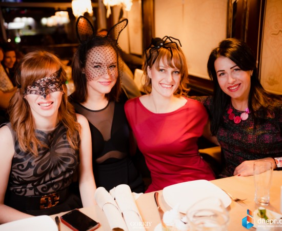 Фотоотчет 29.10: Вечеринка Happy Helloween