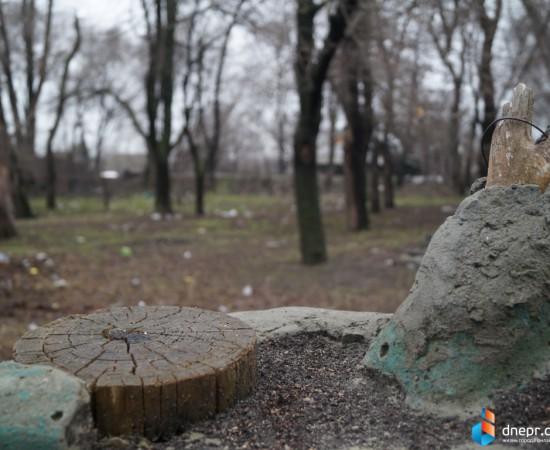 Парк Живых и Мертвых 724