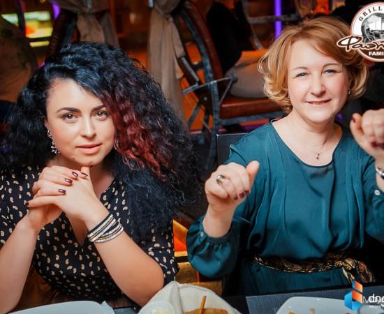 8.03.16: 8 марта - Women's Weekend в Фаэтоне