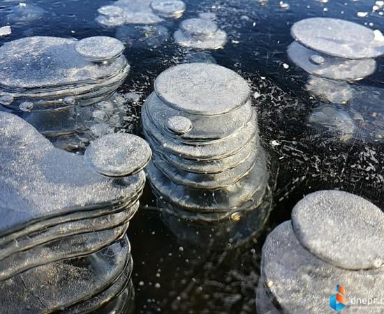 лед на днепре 12