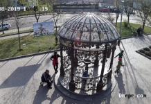 Веб камера проспект Мира