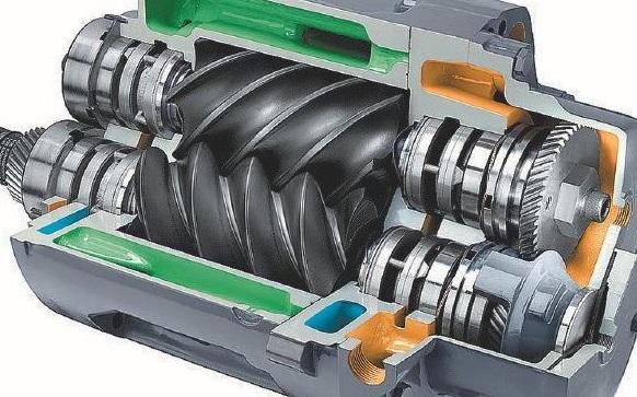 Винтовые компрессоры. Как оценить состояние привода компрессора кондиционера?