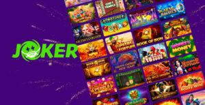 Особенности и преимущества игры на реальные деньги в онлайн-казино Joker